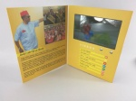 7.0inch IPS Screen Video Brochure
